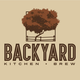 Backyard Kitchen + Brew