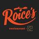 Roice's Restaurant + G