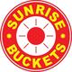 Sunrise Buckets