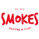 Smokes Sizzling and Grill