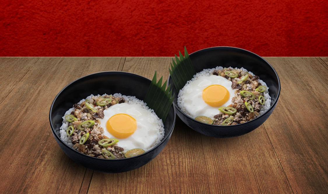 Chicken Sisig Rice Bowl