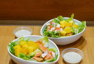 Kani & Mango Salad