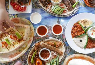 Bricks and Copper Turkish Cuisine