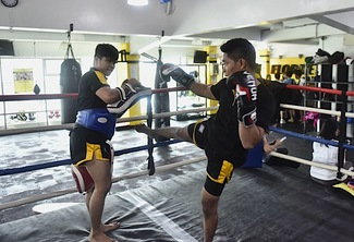 One Muay Thai Session