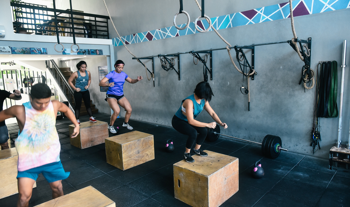 One CrossFit Class