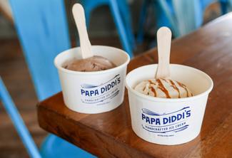 Tres Leches + Any Ice Cream Flavor