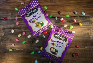 Harry Potter Bertie Botts Every Flavor Beans