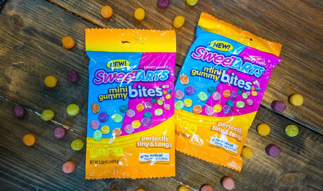SweeTart Gummies