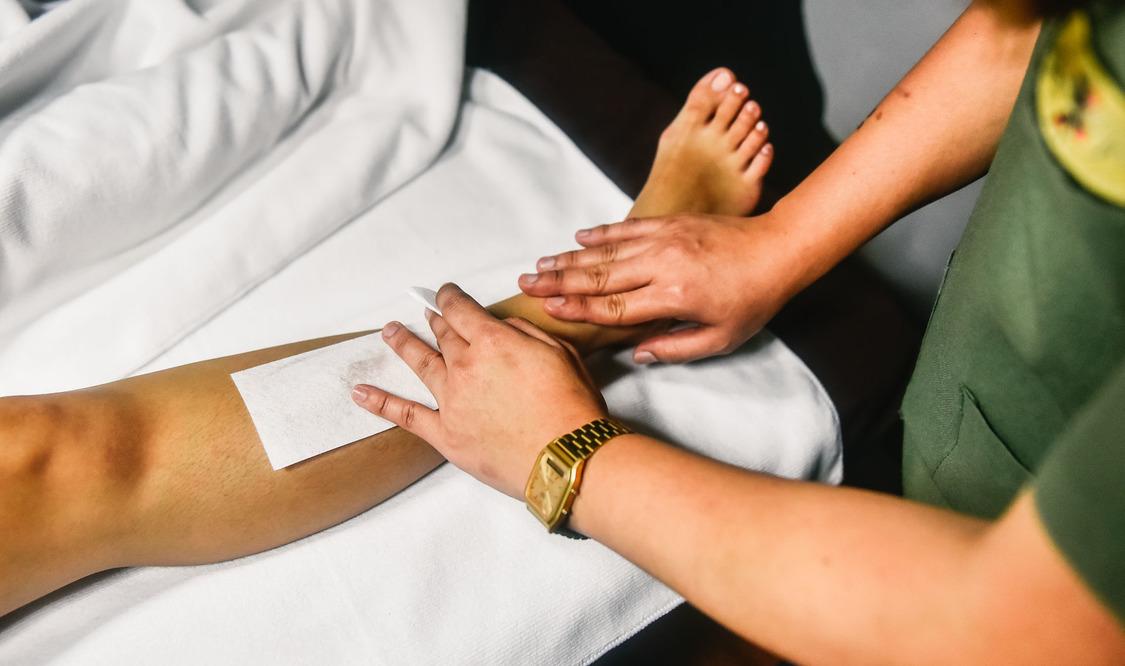 Full Leg & Arms Waxing
