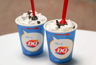 Regular Oreo Blizzards