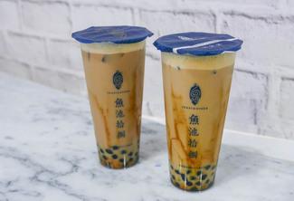 Raw Sugar Bubble Fresh Milk Tea