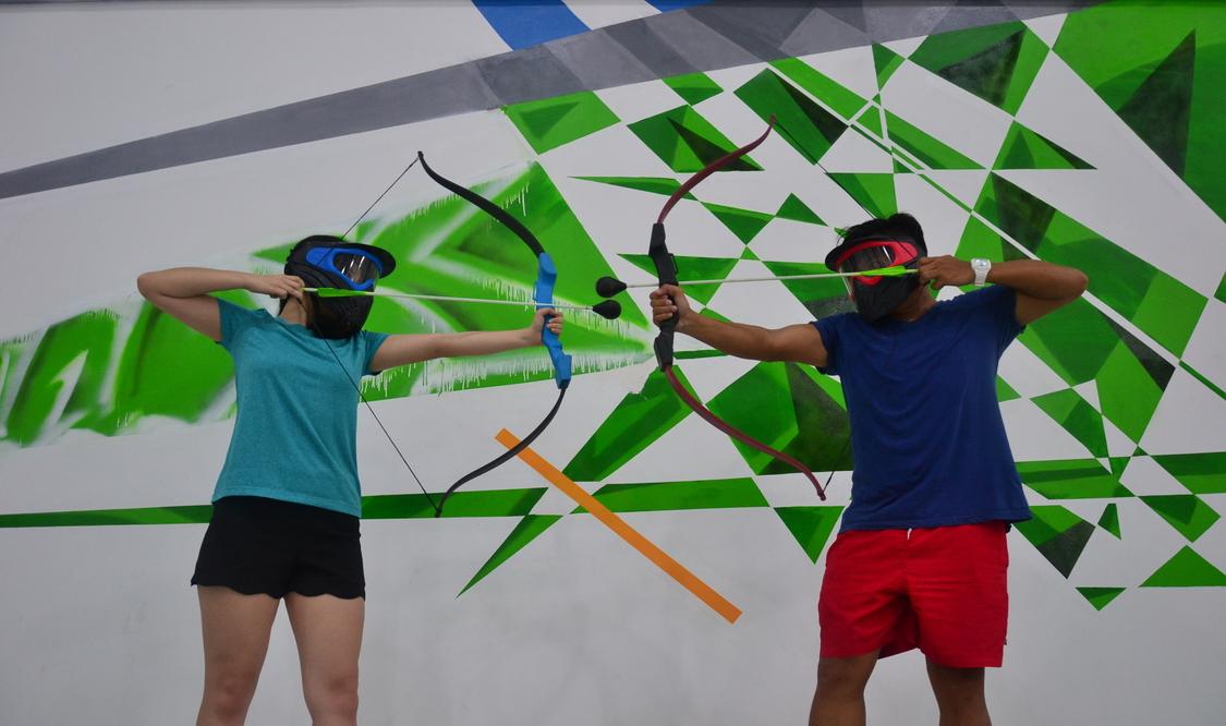 Archery Attack Game for Eleven