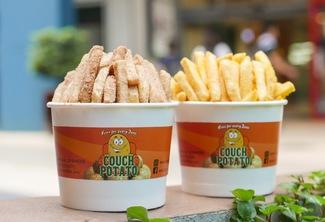 Hungry Adobo Fries