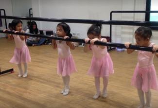 Pre-Ballet Single Class Pass