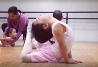 Children's Ballet Single Class Pass