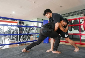 One MMA Session