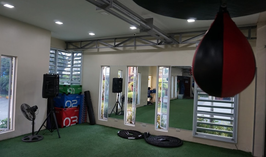 One Boxing Session