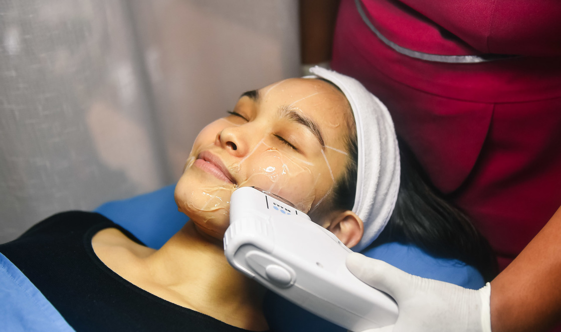 High Intensity Focused Ultrasound Treatment
