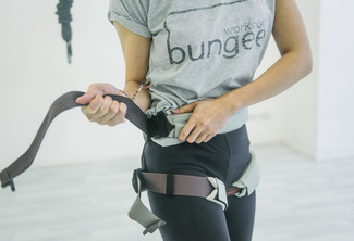 Two Bungee Workout Sessions