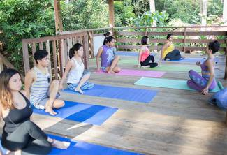 Group Package for 10 pax: One Basic iYoga* Session