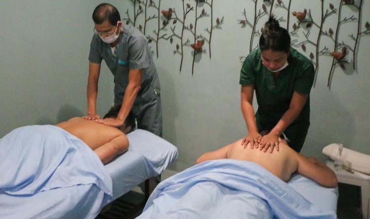 Tierra Couple (Signature Whole Body Massage)