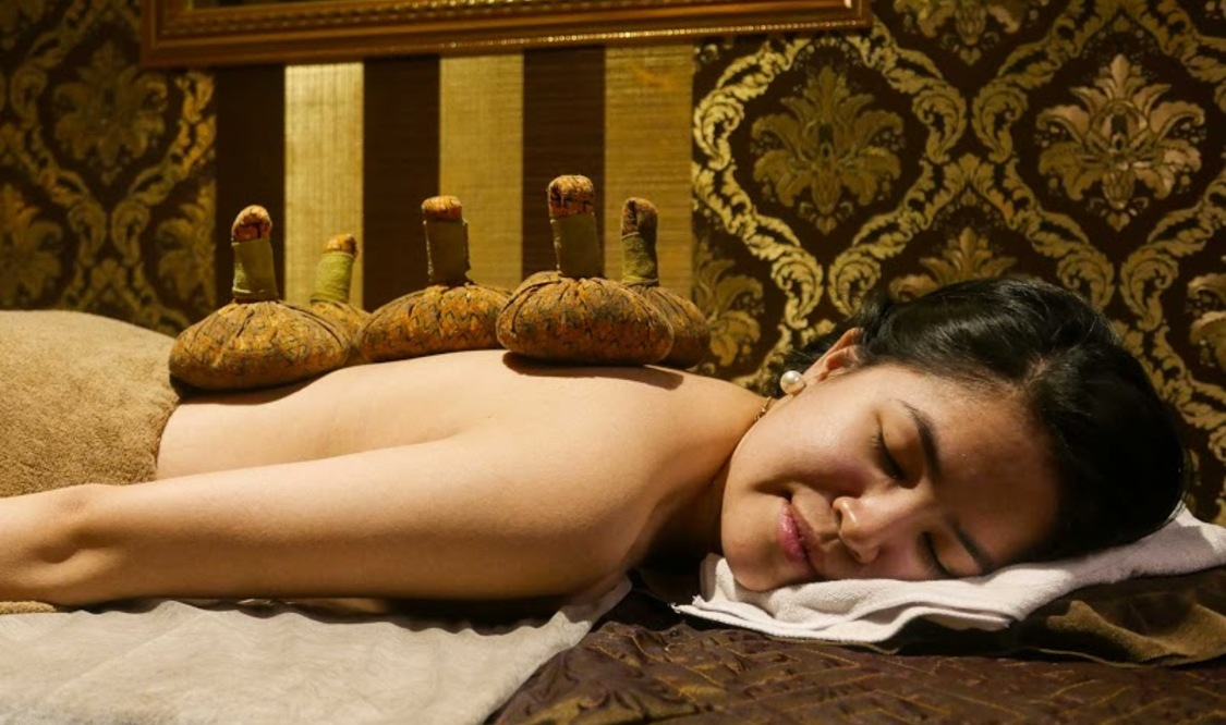 Hilot massage spa