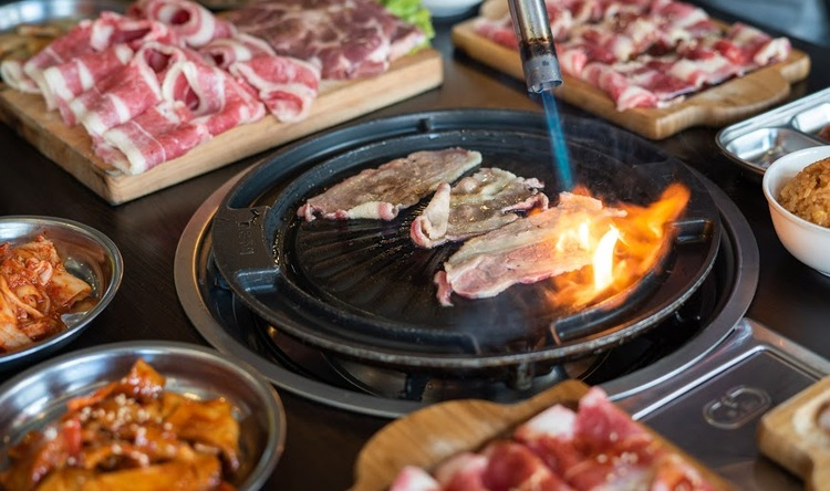 Unlimited Samgyeopsal
