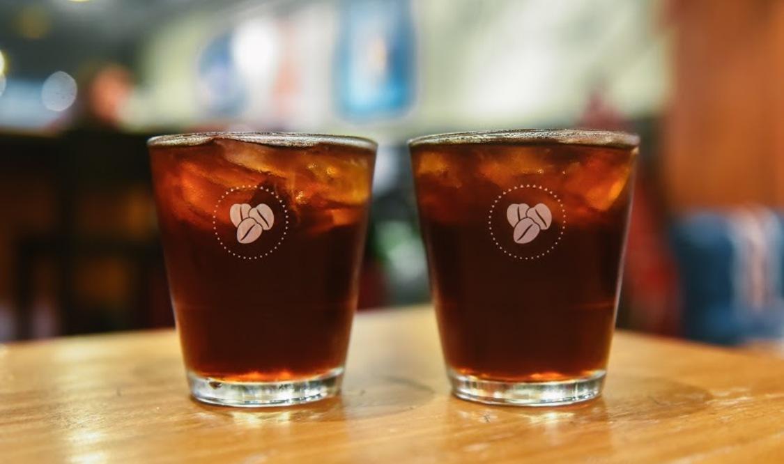 Cold Brew Coffee Black