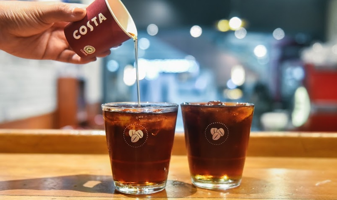 Cold Brew Coffee Caramel