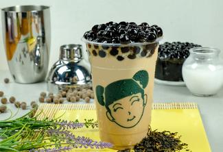 Regular Pearl Milk Tea