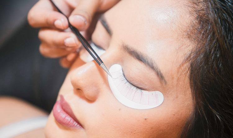 Premium Mink Eyelash Extension (The Girl Next Door/ Max 80)