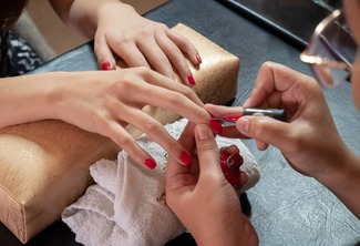 Lavish Package with Premium Gel Manicure and Gel Pedicure