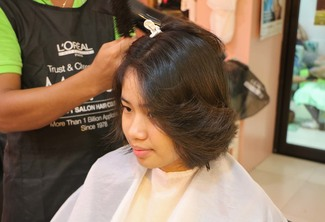 Haircut for Men or Women
