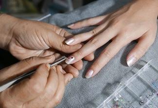 Nail Art for Ten Fingers