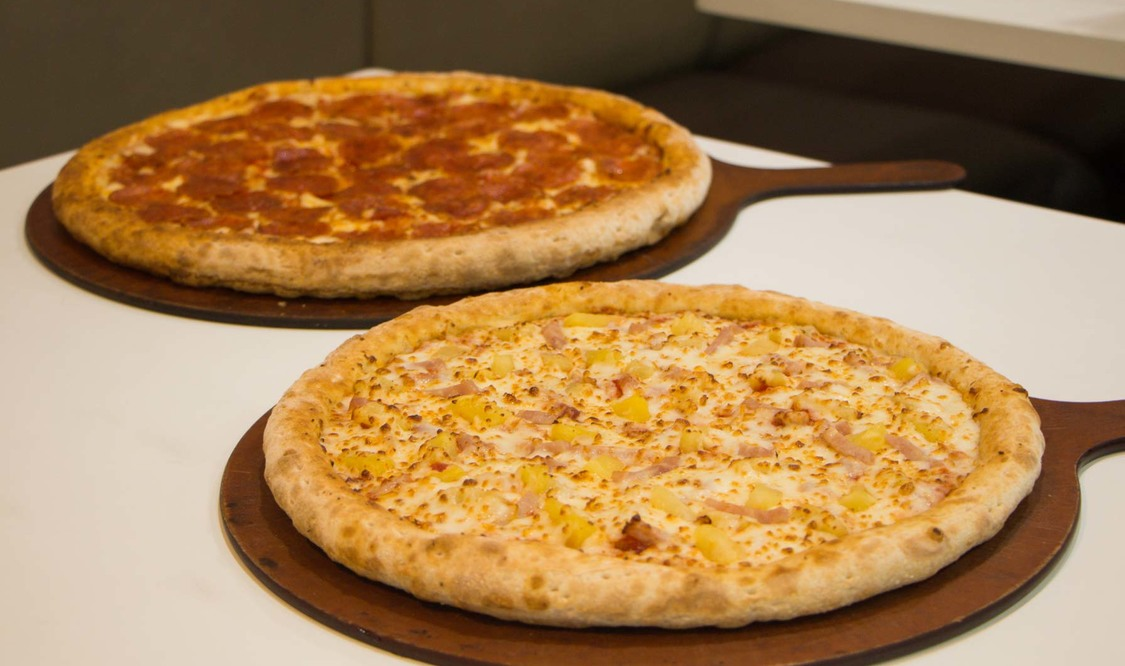 """Mix and Match 12"""" Classic Pizza"""