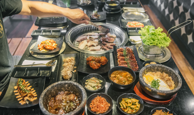 Unlimited Korean BBQ