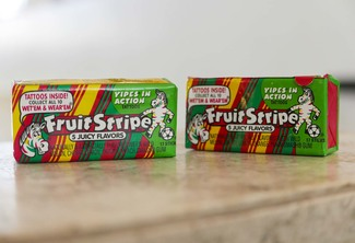 Farley Fruit Stripe 5 Juicy Flavors