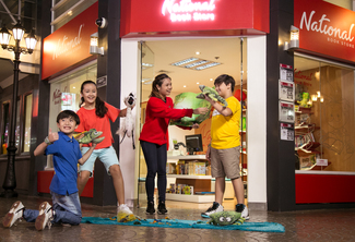 One KidZania Ticket for Adults (Weekends and Holidays)