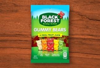 Black Forest Gummy Bear