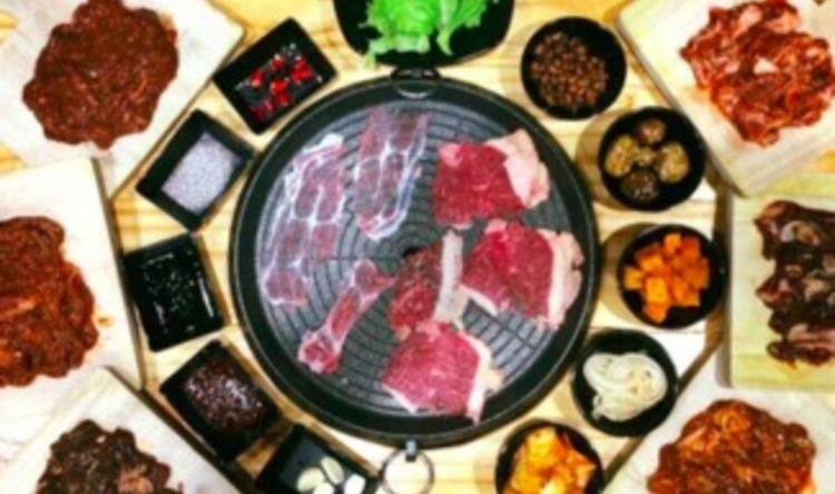 Unlimited Samgyupsal with Side Dishes