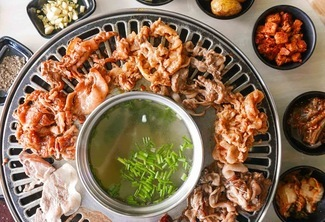 Unlimited Samgyupsal with Beef
