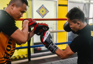 Boxing Session for Two