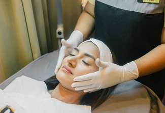White Glow Facial for Two