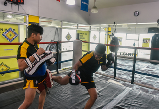 Muay Thai Session for Two