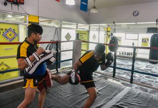 One Muay Thai Pass
