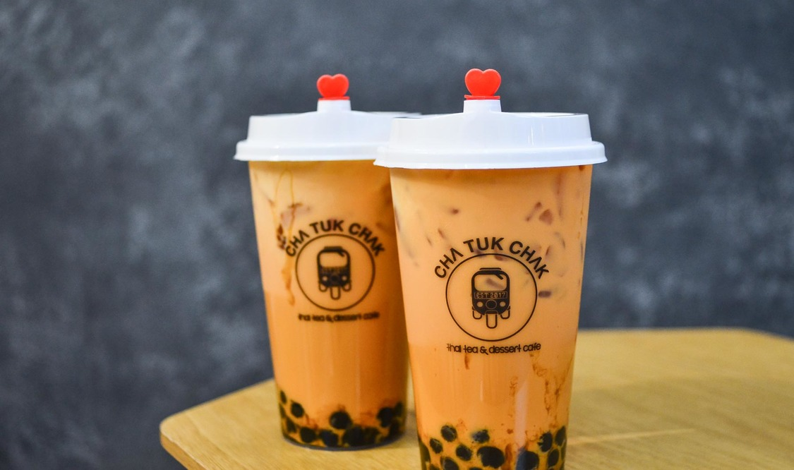 Regular Thai Pulled Milk Tea