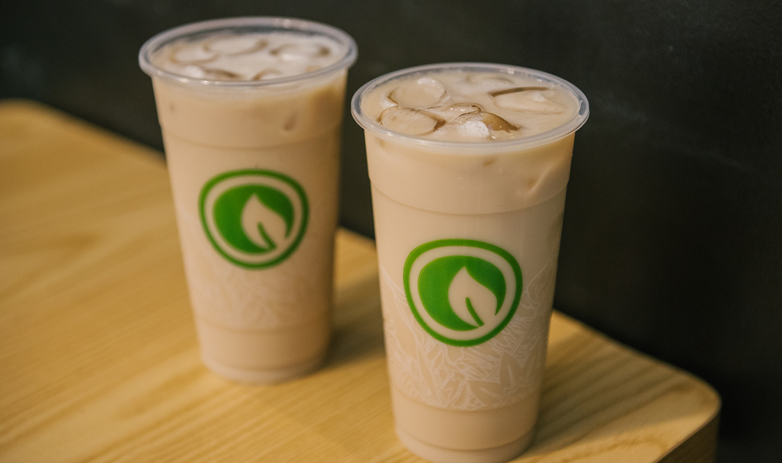 Wintermelon Milk Tea