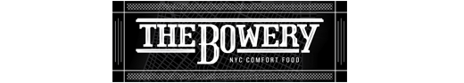 The Bowery NYC Comfort Food on Booky