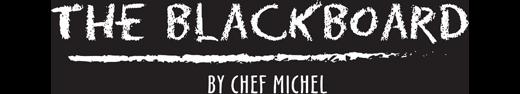The Blackboard by Chef Michel on Booky