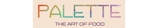 Palette : The Art of Food on Booky